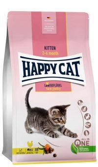 Happy Cat Kitten Fågel 4kg