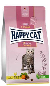 Happy Cat Junior Fågel   4kg