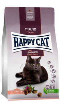 Happy Cat Adult sterilised lax   4 kg