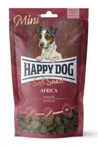 Happy Dog Soft Snack Mini Africa 100g