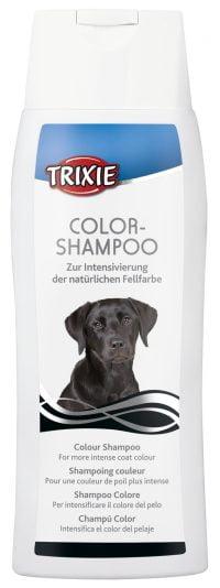 Hundschampo för Svart päls