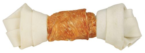 Denta Fun Tuggknut med Kyckling - 11cm
