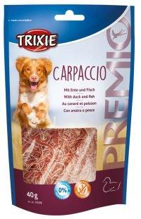 Hundgodis Carpaccio med anka och fisk 40g