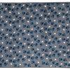 Hundmadrass Blå/Beige - 90 x 68cm