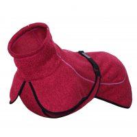 Rukka Comfy Värmande Fleece Hundtäcke Rosa