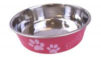 Bella Bowl Cerise | Hundmatskål