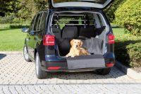 Bilskydd för bagageutrymme - kofångarskydd | 1.64 x 1.25 m | Svart
