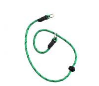 Dressyrstryp med Reflex Grön