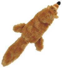 Hundleksak Roadkill Räv | 35cm