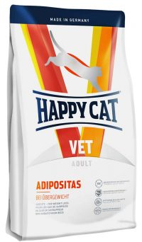Happy Cat VET Adipositas 1,4 kg