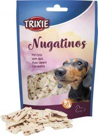 Hundgodis Nugatinos med anka   100g