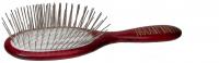 Maxipin Borste Hård Oval 24mm stålpinnar   185 x 48mm