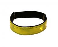 Reflexhalsband med Resår