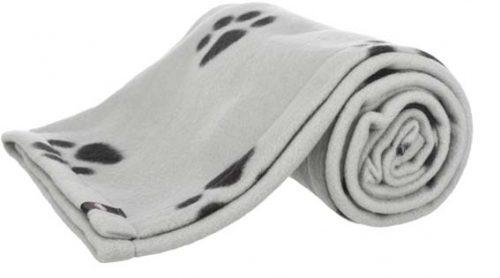 Hundfilt | Ljusgrå/Svart | 150×100cm