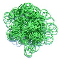 Lainee Latex snoddar 16mm Grön