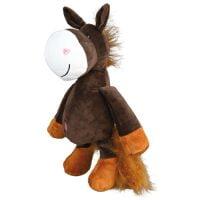 Hundleksak Häst